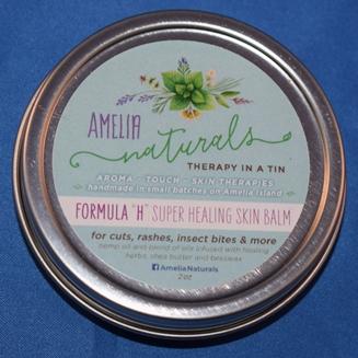 Formula H label